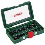 Bosch Fräser-Set 15 tlg. X - Line-Set 2607019469
