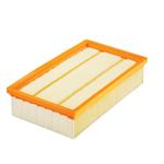 Bosch Flachfaltenfilter Papier für GAS 35 L SFC / L AFC / M AFC und GAS 55 M AFC