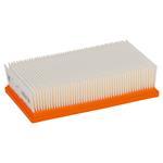 Bosch Flachfaltenfilter PES GAS 35 und 55 2607432034