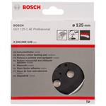 Bosch Schleifteller 125mm mittelhart GEX 125-1 AE