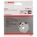 Bosch Schleifteller 125mm weich GEX 125-1 AE 2608000351