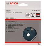 Bosch Schleifteller 125mm GEX 125-1 AE Hart