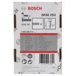 Bosch Senkkopf Stift SK50 25G 1,2 x 1,0 x 25 mm / für GSK 50 / 5000 Stk