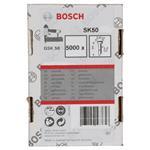 Bosch Senkkopf Stift SK50 19G 1,2 x 1,0 x 19 mm / für GSK 50 / 5000 Stk