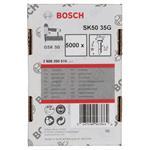 Bosch Senkkopf Stift SK50 35G 1,2 x 1,0 x 35 mm / für GSK 50 / 5000 Stk