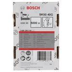 Bosch Senkkopf Stift SK50 40G 1,2 x 1,0 x 40 mm / für GSK 50 / 5000 Stk