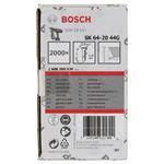 Bosch Senkkopfnagel SK64-20 G 44mm für GSK 18 V-LI