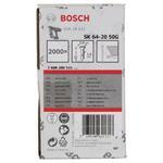 Bosch Senkkopfnagel SK64-20 G 50mm für GSK 18 V-LI