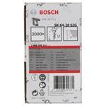 Bosch Senkkopfnagel SK64-20 G 63mm für GSK 18 V-LI