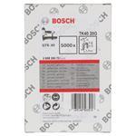 Bosch Klammer 1,2/18G für GTK40 20mm 5000 Stück
