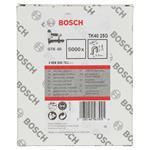 Bosch Klammer 1,2/18G für GTK40 25mm 5000 Stück
