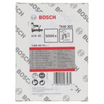 Bosch Klammer 1,2/18G für GTK40 30mm 5000 Stück