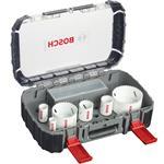 Bosch Lochsägen-Set HSS-BI-Metall Progressor 9 tlg