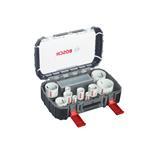 Bosch Lochsägen-Set HSS-BI-Metall Progressor 14tlg