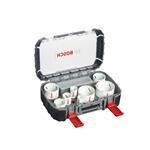 Bosch Lochsägen-Set HSS-BI-Metall Progressor 11tlg