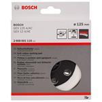 Bosch Schleifteller 125mm weich GEX 125 AC 2608601118