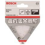 Bosch Reinigungsvlies für Dreieckschleifer