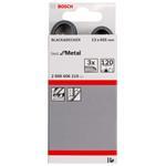 Bosch Schleifbänder X450 13x457 K120 Expert for Metal 2608606219