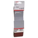 Bosch Schleifband Best for Wood / Paint / X440 75x533mm K180 2608606260 3er-Pack