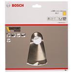 Bosch HM Sägeblatt Construct Wood 180x2,6x30/20mm  Z=12