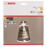 Bosch HM Sägeblatt Construct Wood 190x2,6x20/16mm  Z=12