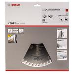 Bosch HM Sägeblatt best for LaminatedPanel abrasive 250x30x3,2 mm Z=48 DH