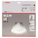 Bosch HM Sägeblatt best for LaminatedPanel abrasive 250x30x3,2 mm Z=80