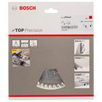 Bosch Hm-Sägeblatt 165X1,8X20 Z48 Best for Wood