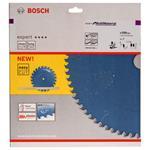 Bosch Sägeblatt E.F. Multimaterial 250x2,4x30 Z80