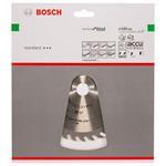 Bosch Hm-Sägeblatt 165x2,6x30/20 Z=24 Optiline Wood