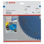 Bosch Sägeblatt Expert for Steel 190X20X2,0mm Z40