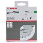 Bosch HM-Sägeblatt Standard for Wood 85x1,1/0,7x15 Z20 2608643071