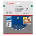 Bosch HM-Sägeblatt 130x2,4x20 Z16 2608644005 Expert for Wood, für Handkreissägen