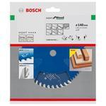 Bosch Hm-Sägeblatt 140x1,8x20 Z42 2608644010 Expert for Wood, für Handkreissägen