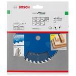 Bosch HM-Sägeblatt 150x2,6x20 Z36 2608644012 Expert for Wood, für Handkreissägen