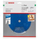 Bosch HM-Sägeblatt 165x2,6x30 Z48 2608644027 Expert for Wood für Handkreissägen