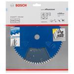 Bosch HM-Sägeblatt 210x2,8x30 Z72 2608644105 Expert for Aluminium Handkreissägen