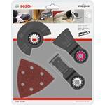 Bosch Zubehör GOP / PMF 13tlg. Universal-Set 2608661694 Starlock