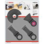 Bosch Boden-/Einbau-Set 4tlg. 2608661696