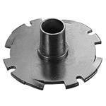 Bosch Kopierhülse mit Schnellverschluss 17 mm für Bosch-Oberfräsen 2609200139