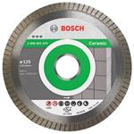 Bosch Diamanttrennscheibe Best for Ceramic 125mm