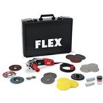 Flex Winkelschleifer LE 14-7 125 INOX Set 364614