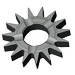 Flex HM Fräsräder, spitz 366501
