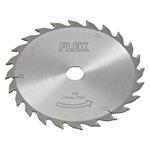 Flex HM-Sägeblatt 160x20 Z24 386790 für CSE 55T