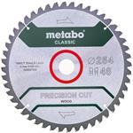 Metabo Kreissägeblatt Holz HW/CT 254x30x2,4mm 48 Zähne WZ 5°neg. classic KGS 254