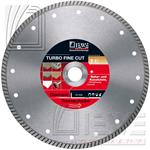 Diewe Diamantscheibe Turbo Fine Cut 200x22,23 mm