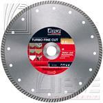 DIEWE Diamantscheibe Trennscheibe Turbo Fine Cut 230x25,4mm 12264 Fliesen