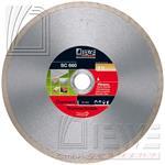 Diewe Diamantscheibe SC 660 250x22,23 mm 19253