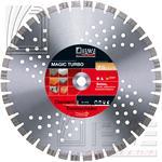 Diewe Diamantscheibe Magic Turbo 125x22,23mm 92123