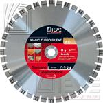 Diewe Diamant-Trennscheibe Magic Turbo Silent